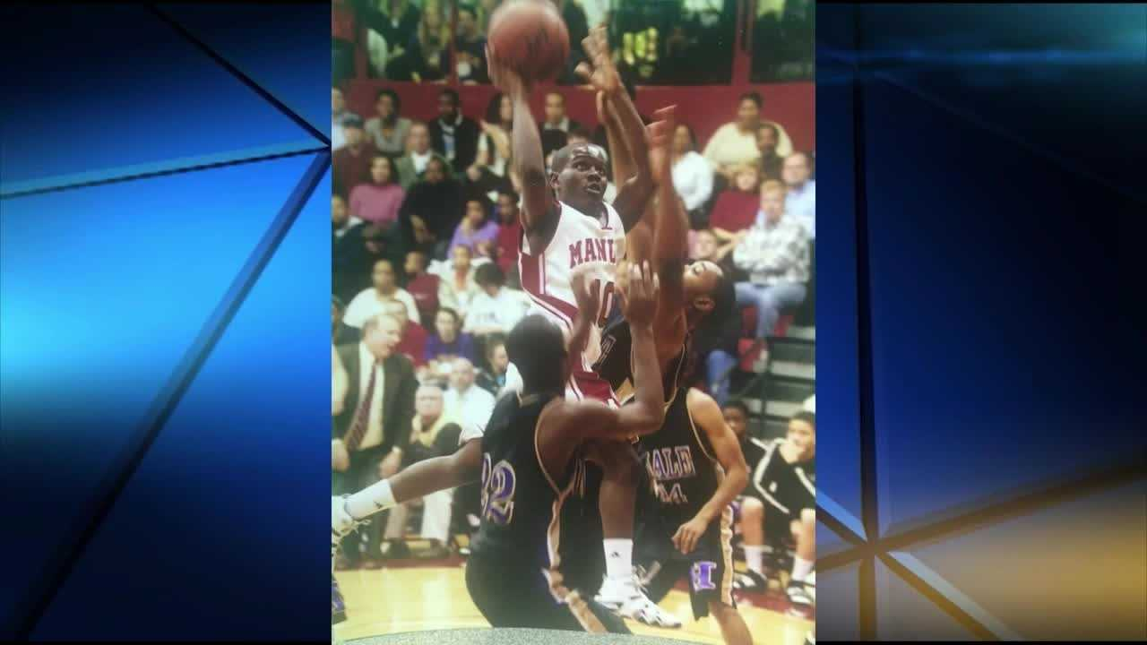 Just a few years ago he was a local high school basketball star, now his family wants to know why anyone would take his life.