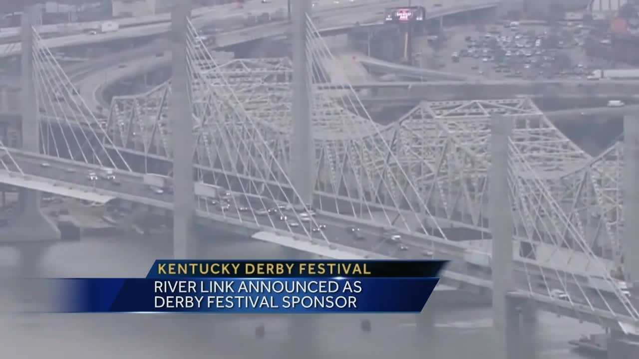 The Kentucky Derby Festival announced that RiverLink will be a sponsor of this year's events.