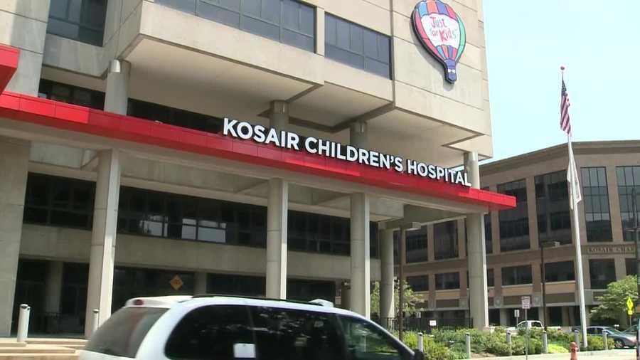 Kosair Children S Hospital Room