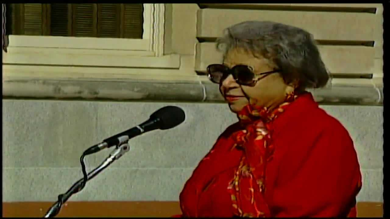 Former Sen. Georgia Powers died early Saturday morning