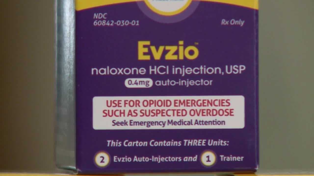 The Department of Public Health and Wellness is hosting free training sessions on administering Naloxone, a drug that reverses the effects of a heroin overdose.