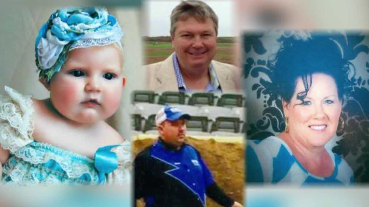 A celebration of life was held Tuesday for four family members killed in a house explosion in Adair County.