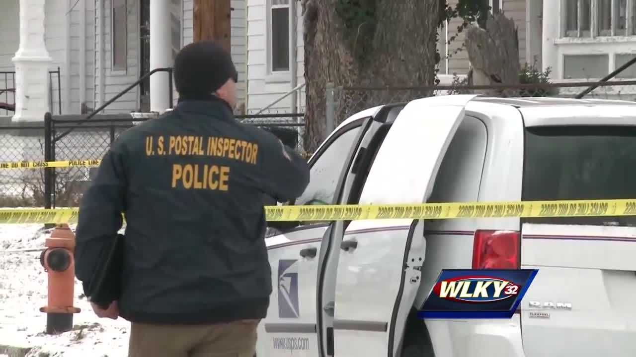 Louisville Metro Police are responding to the scene of a shooting in the Chickasaw neighborhood.