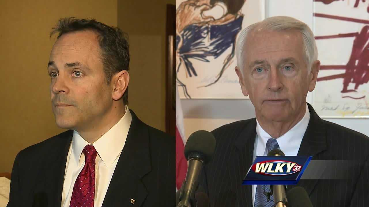 Former Gov. Steve Beshear has vowed to fight and keep the state's healthcare exchange - KYNECT.