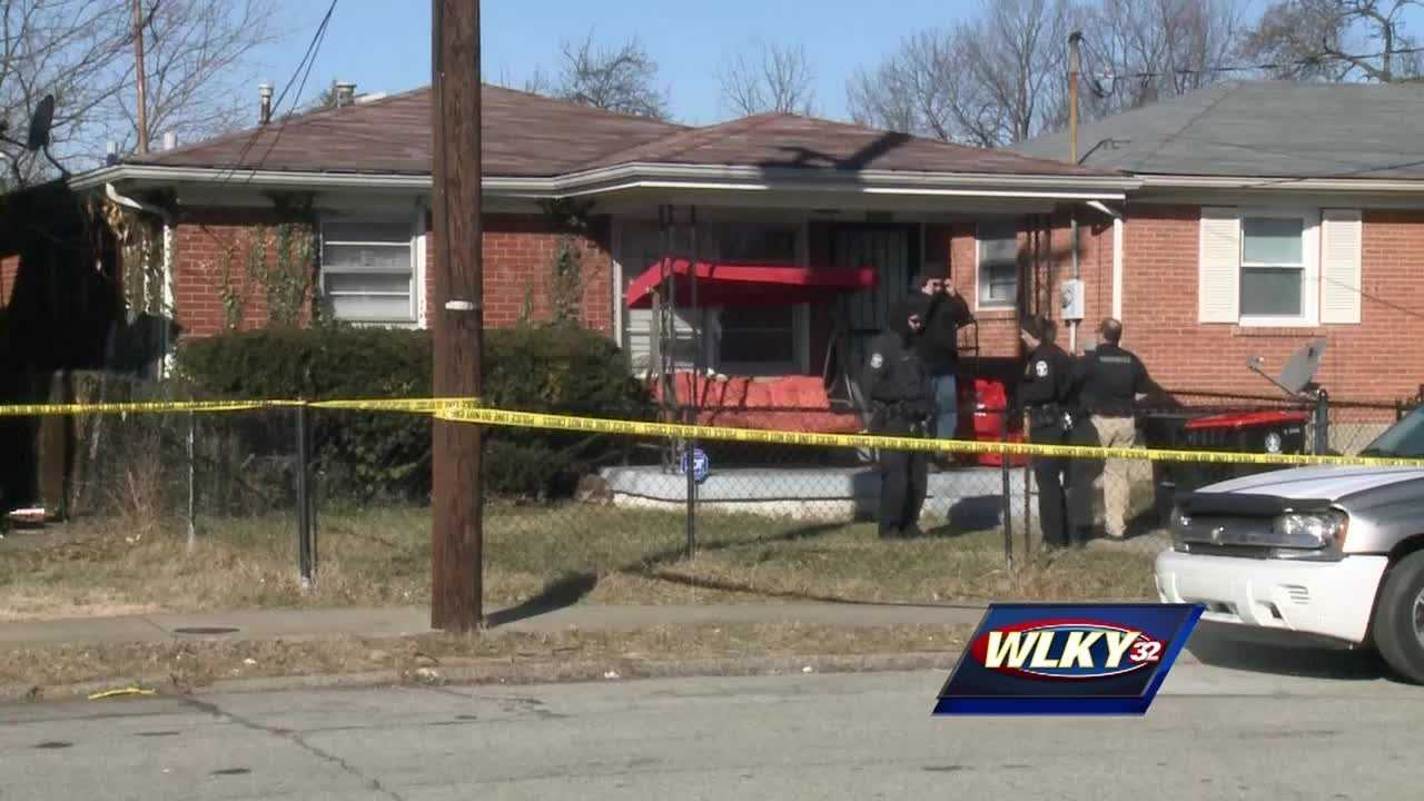 Wheeler Avenue has been a scene of violence in Louisville as of late.