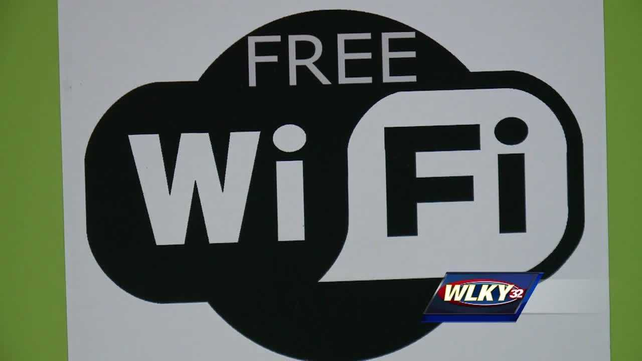 If you live in West Louisville, getting on the Internet may get a little easier.