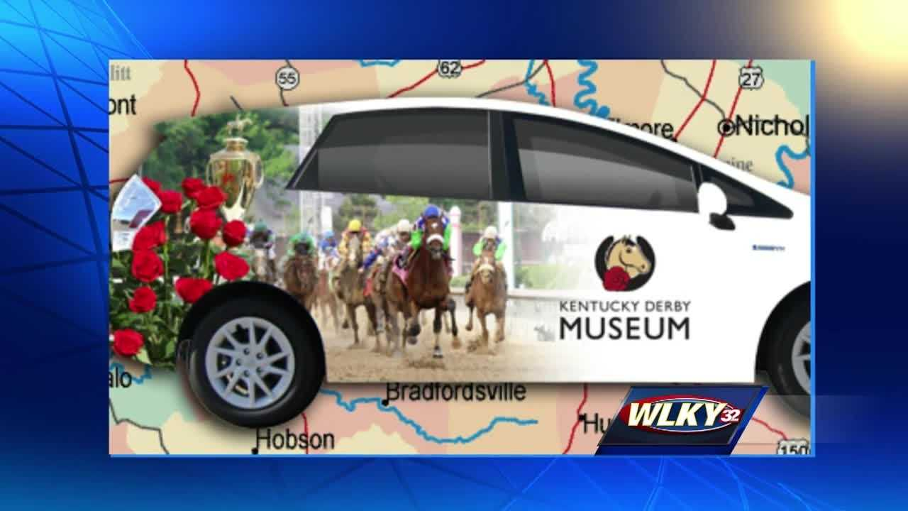 Since the early 2000s the Kentucky Derby Museum has been taking the Derby to Kentucky's counties -- all 120 of them.
