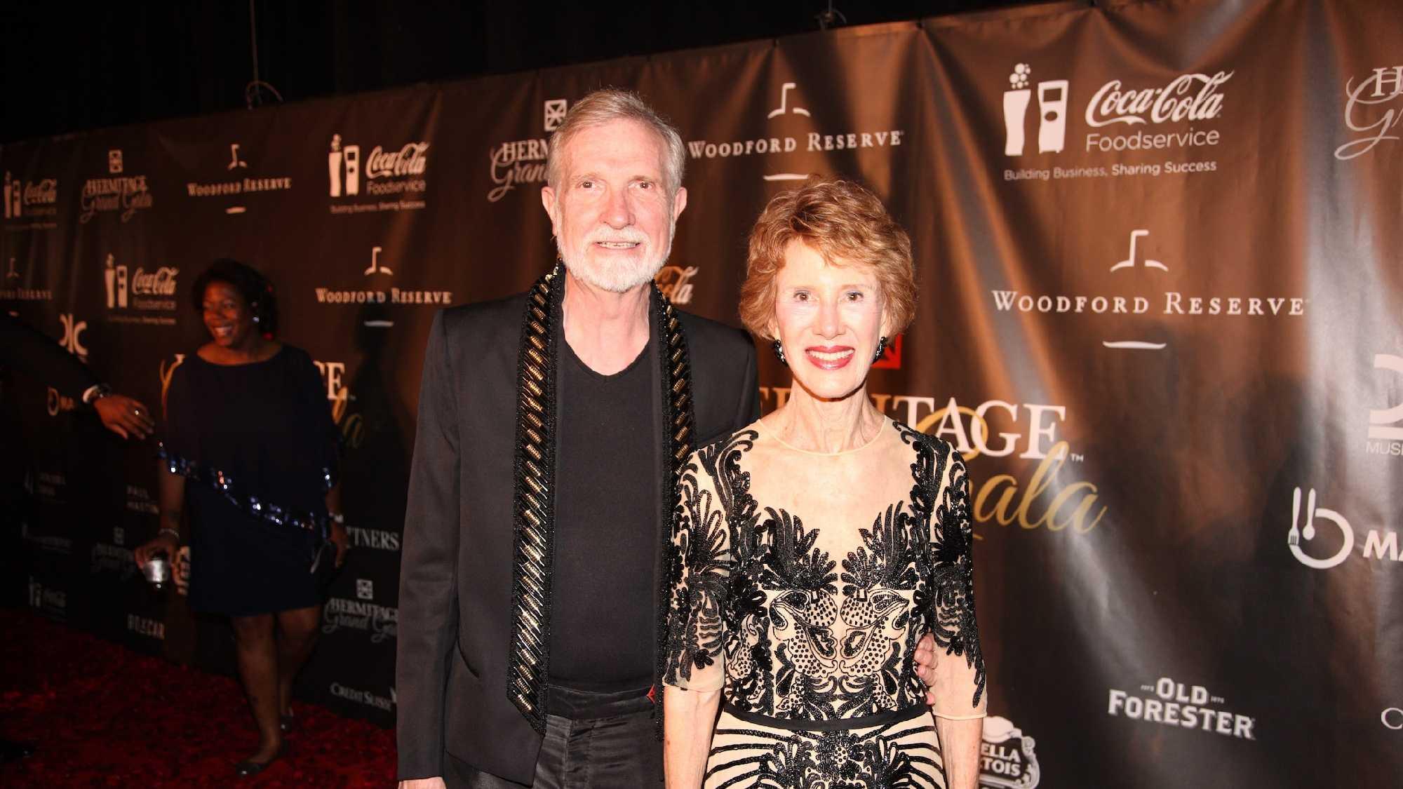 Steve Wilson and Laura Lee Brown