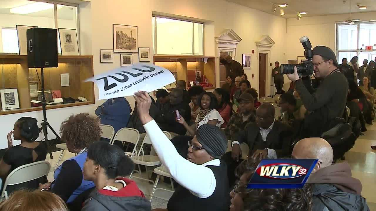 "Ministers and civic leaders in the African-American community are saying ""no more"" to taking a back seat to budget decisions concerning West Louisville."
