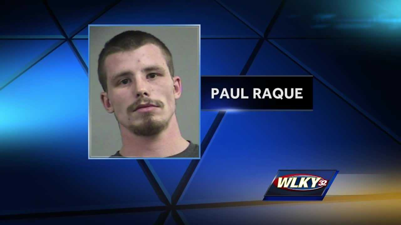 Former corrections officer Paul Raque was charged with assault on Monday, after police say he threw a 9-month-old in January.