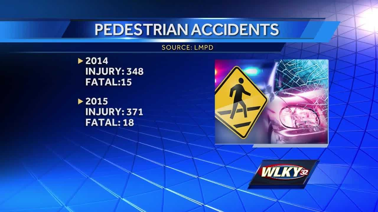 Four people have been hit and killed by traffic in the first two months of the year.