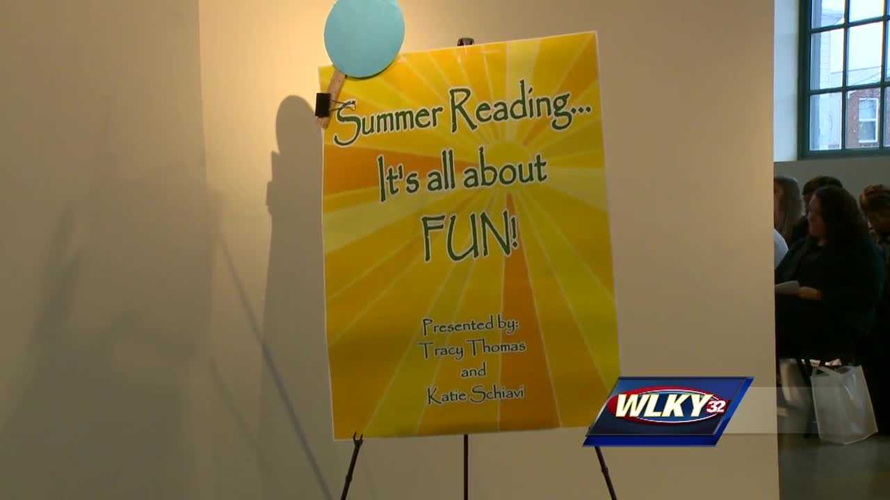 A summer learning summit was held Thursday to help educators combat summer learning loss.