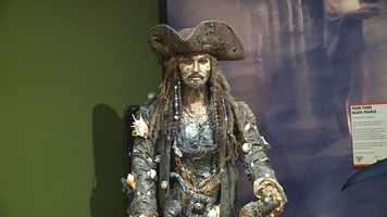 Pittsburgh PiratesMade from seashells, sea creatures and flotsam found on Florida beaches