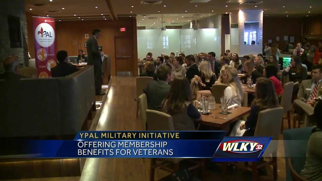 The Young Professionals Association of Louisville (YPAL) is launching a new initiative for servicemen and women in partnership with Northwestern Mutual and Where Opportunity Knox.