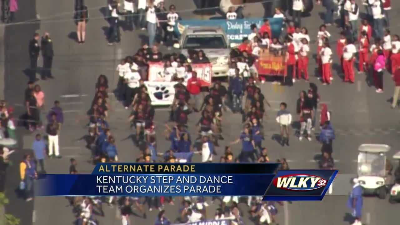 A group of local dancers is planning an alternate parade to coincide with this year's Pegasus Parade.
