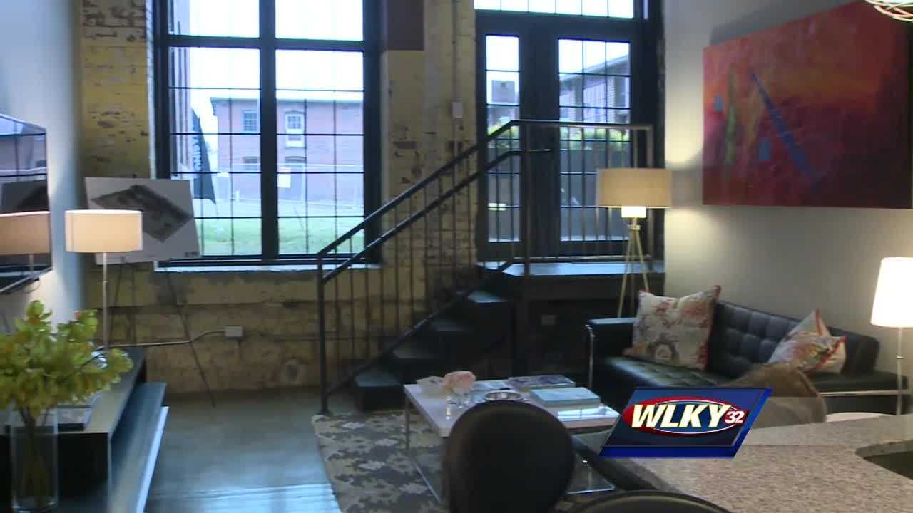 Renovations at Germantown Mill Lofts near completion