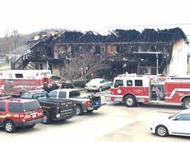 Three people were killed Friday after a fire broke out in Winchester, Kentucky.