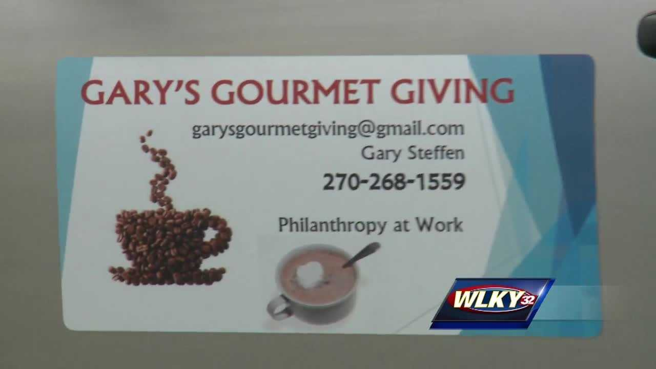 An Army veteran makes it his mission to use coffee as a connection to help the community.