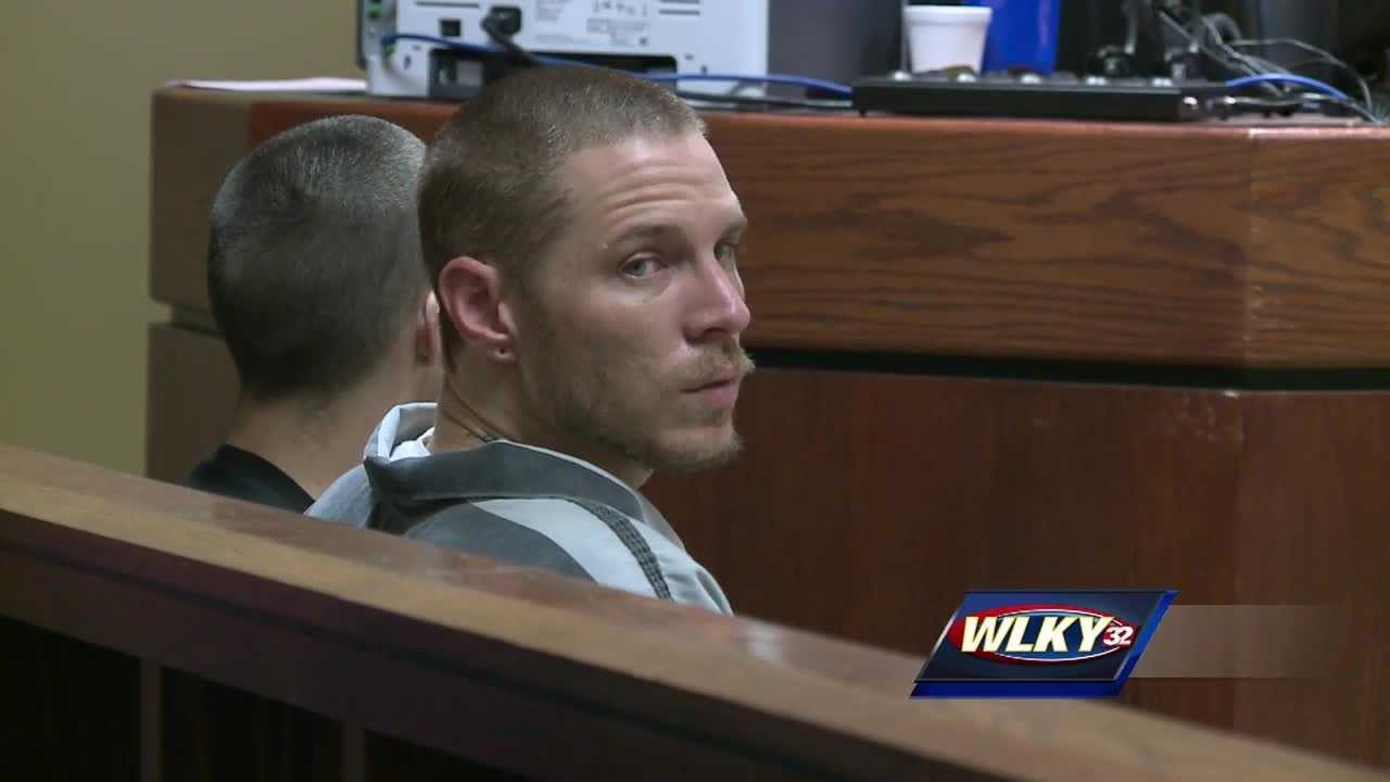 A man accused of abducting a woman at gunpoint in Lagrange and threatening another faced a judge Wednesday morning.