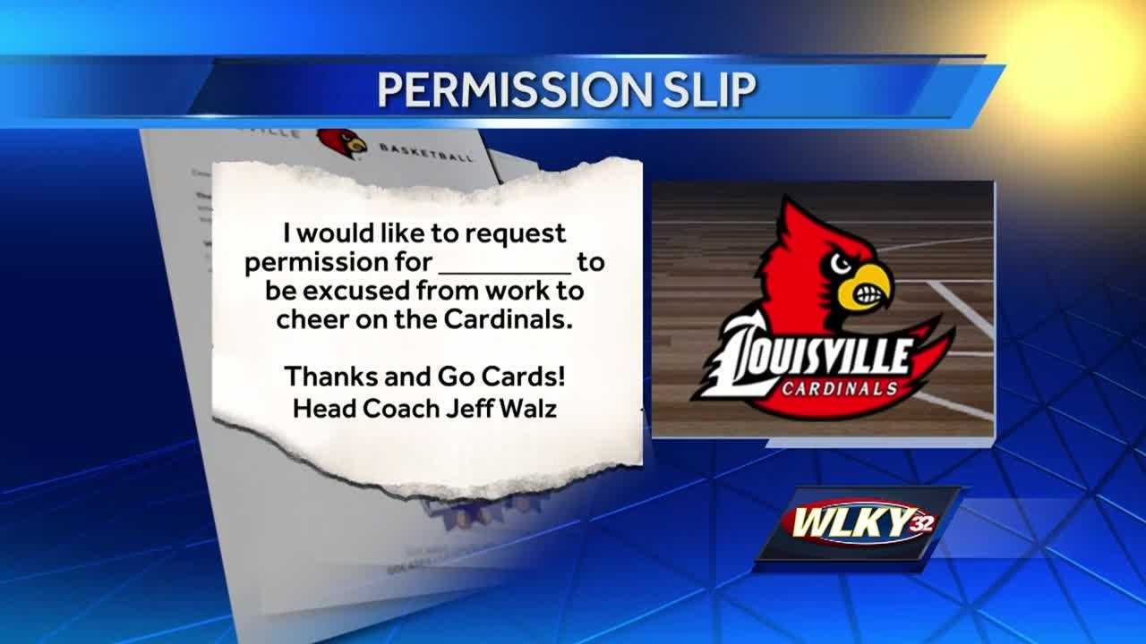 Louisville coach Jeff Walz is doing whatever he can to help the third-seeded Cardinals draw a huge crowd for their opening-round NCAA Tournament game Friday against Central Arkansas.