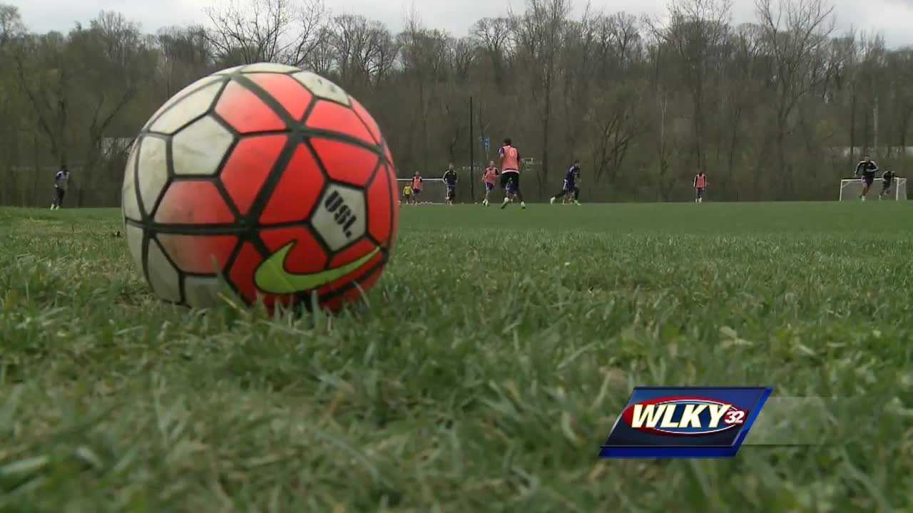 Louisville City FC will kick off its second season Saturday with a showdown in Charlotte.