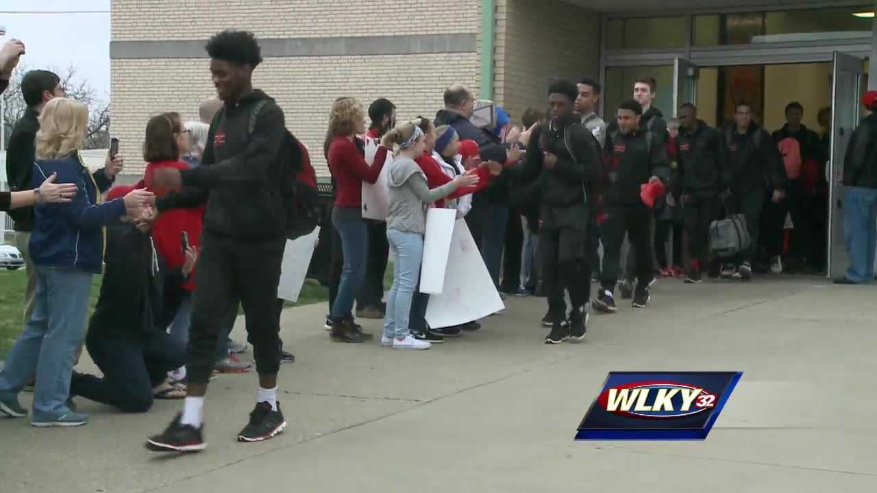 New Albany Bulldogs head to state championship