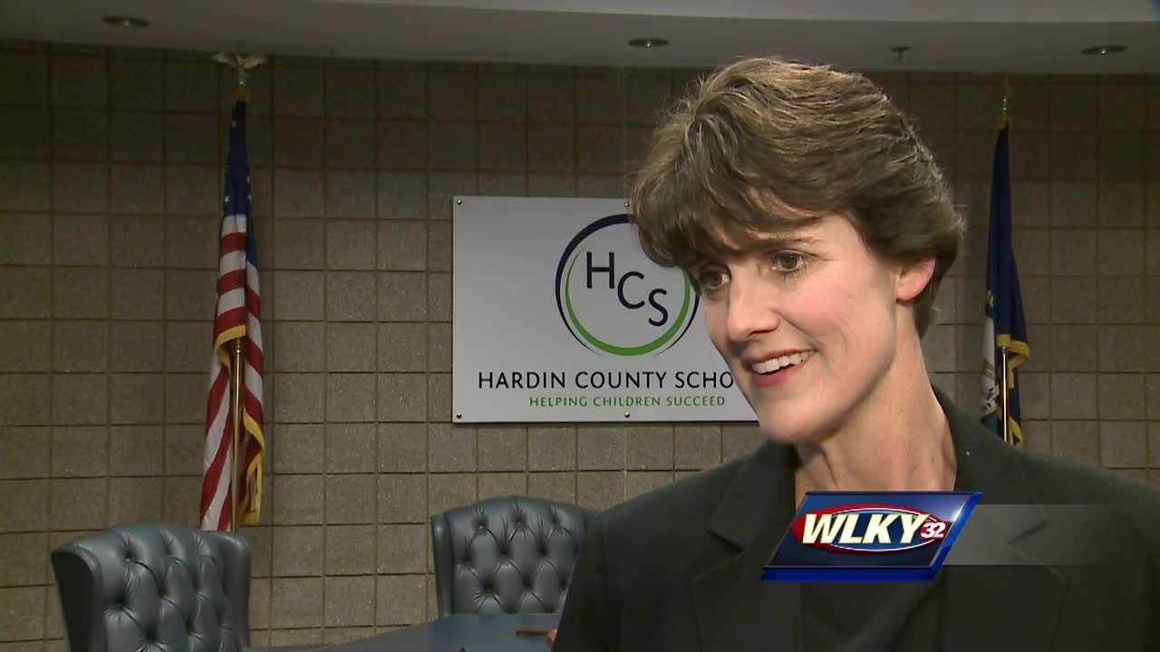 Hardin County Public Schools announced Monday that Teresa Morgan will take over as superintendent on July 1.