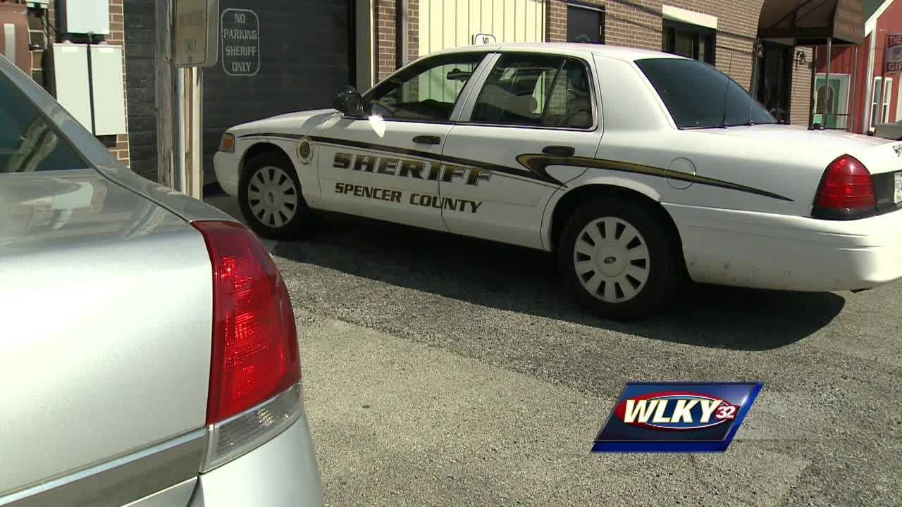 Stretched thin with seven deputies, Sheriff Buddy Stump said thanks to cuts made by the fiscal court, there's no way to continue the patrols.