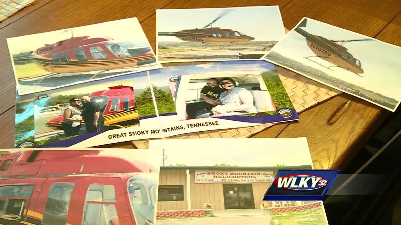 KY couple takes helicopter tour hour before deadly crash