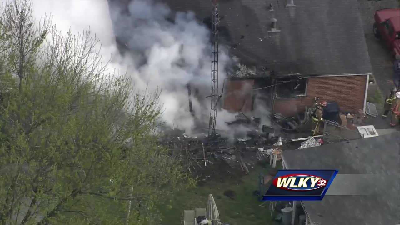 A house fire claimed the life of a man in Shively Thursday evening.