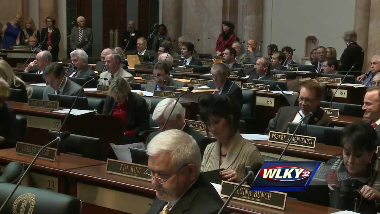 Budget talks fell apart Sunday night, but they are back on with some goading from Gov. Matt Bevin.