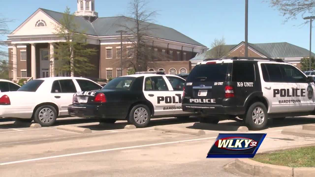 Mayor makes changes in command to Bardstown Police Department