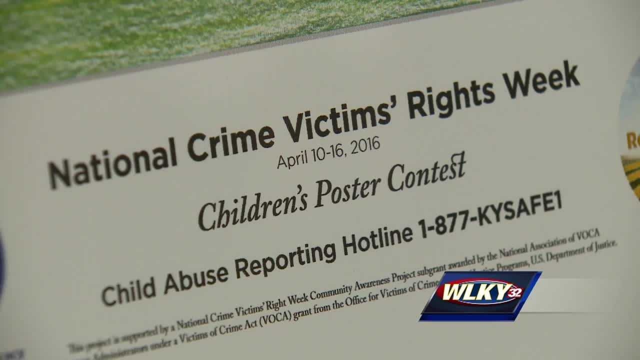 Attorney general marks National Crime Victims' Rights Week