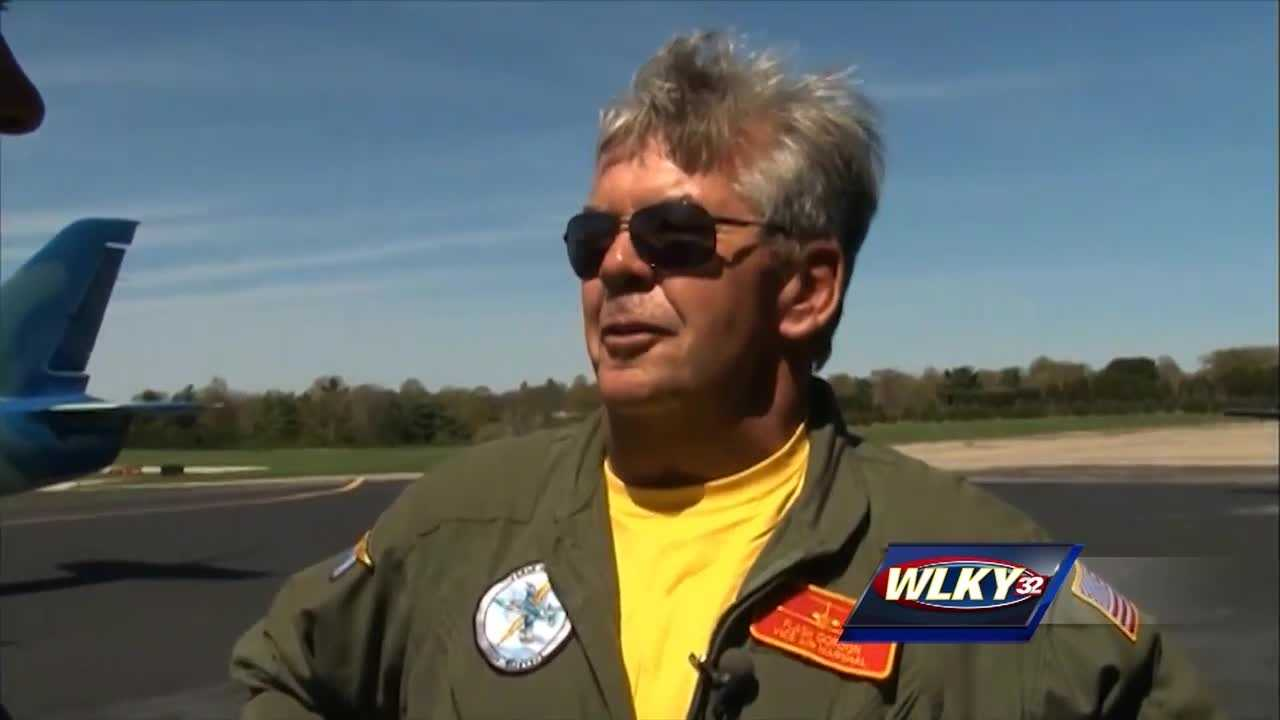 Airmen to pay tribute to Jay Gordon at Thunder Over Louisville airshow