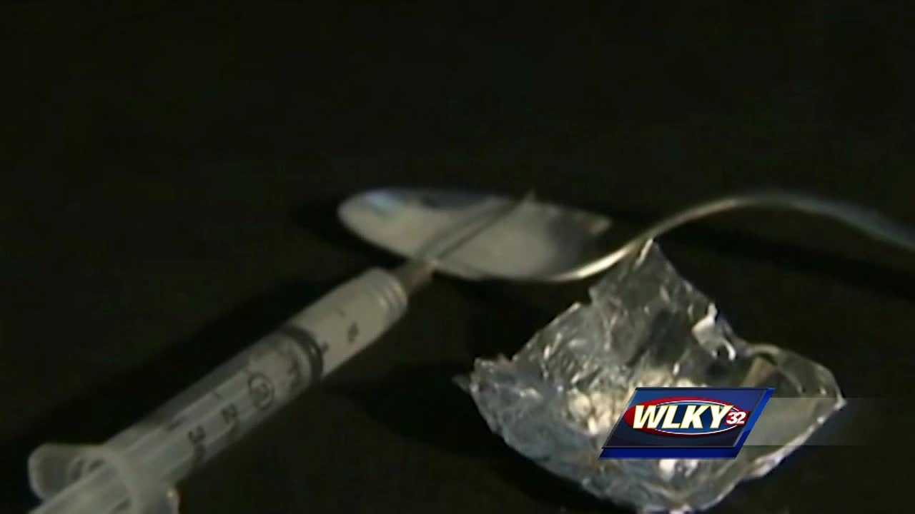 Chief Ken Hatmaker said the heroin problem is getting so bad that they're trying a new approach.