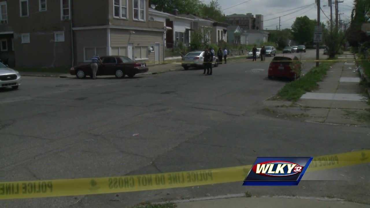 A woman was found dead Tuesday by the side of a house in the Shelby Park neighborhood.