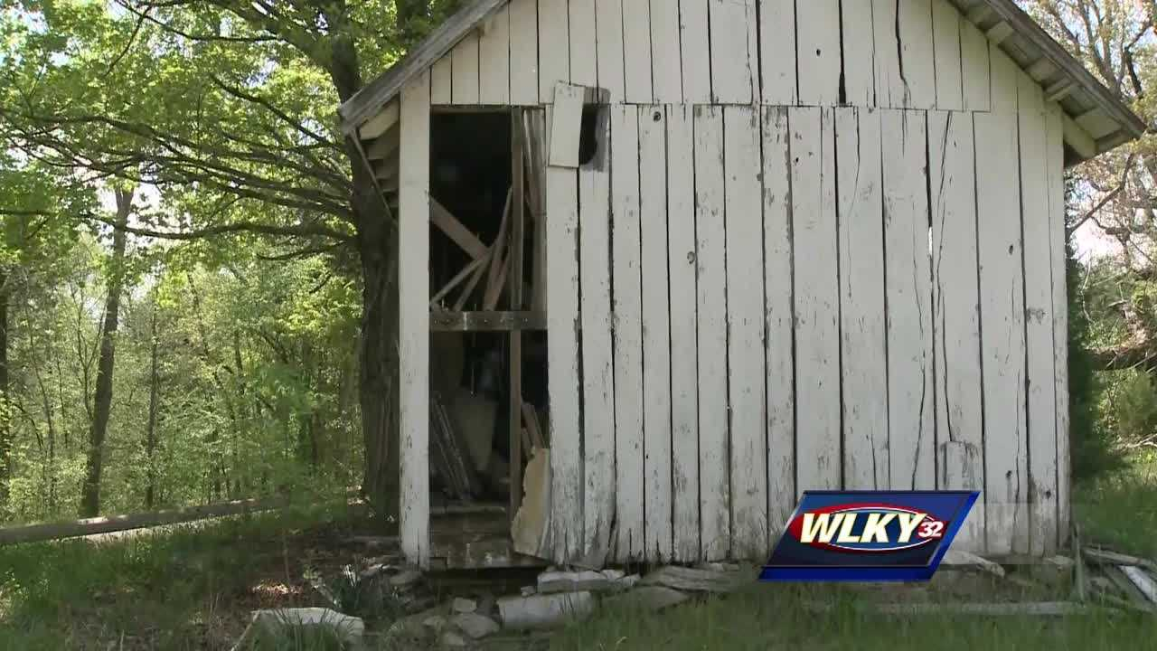 Lumber is being stolen from barns and sheds. The Hardin County Sheriff believes thieves are selling it outside the county.