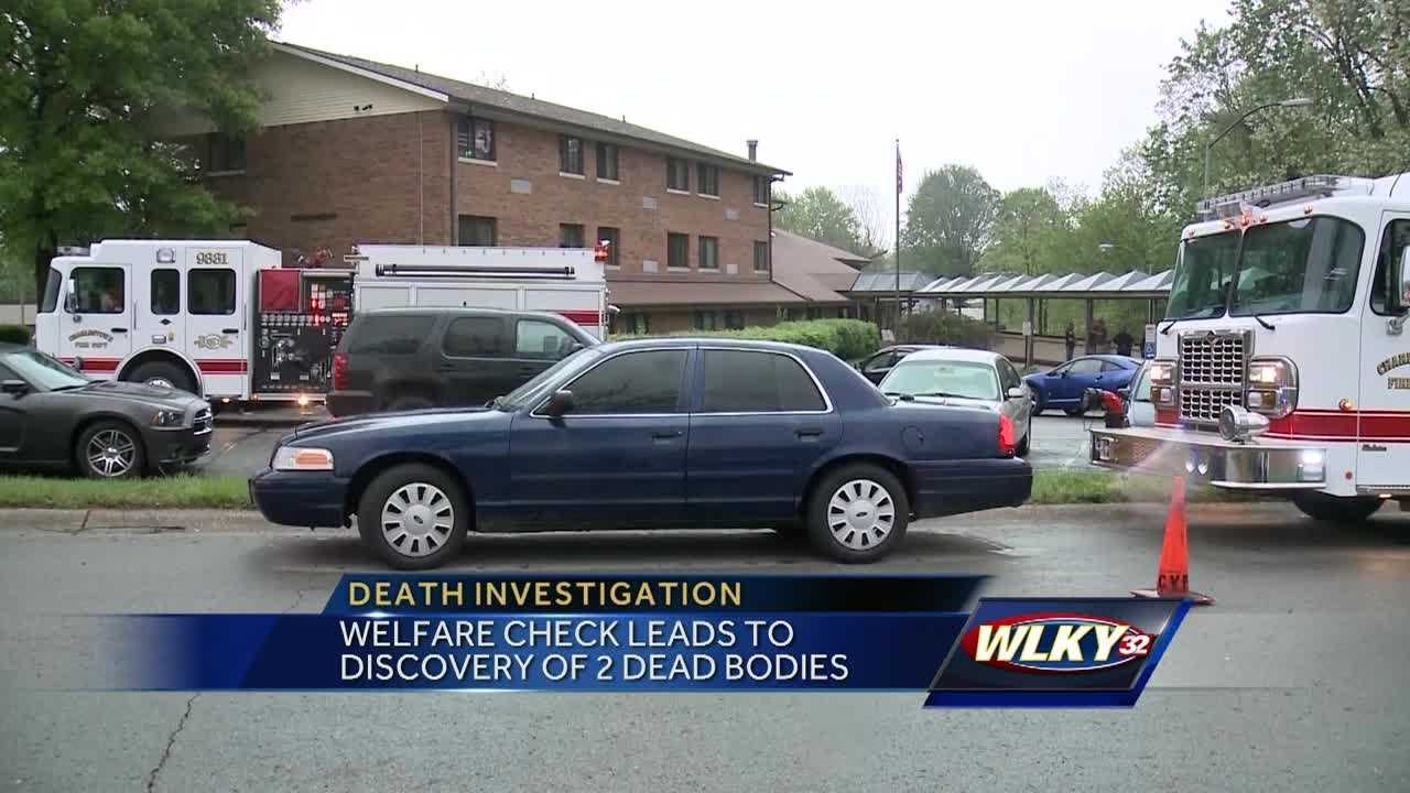 Two women were found dead Wednesday afternoon in a southern Indiana apartment, and investigators are trying to determine why.