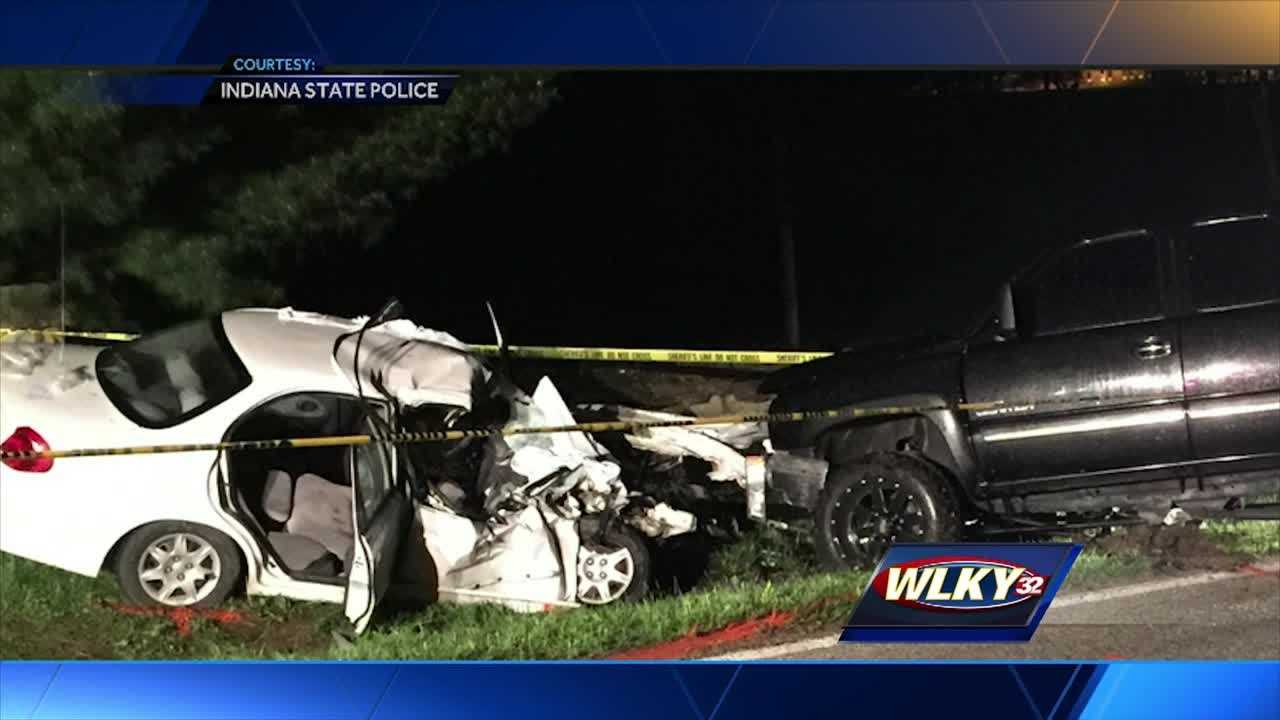 Indiana State Police are investigating a weekend crash that killed three people and left five others injured.
