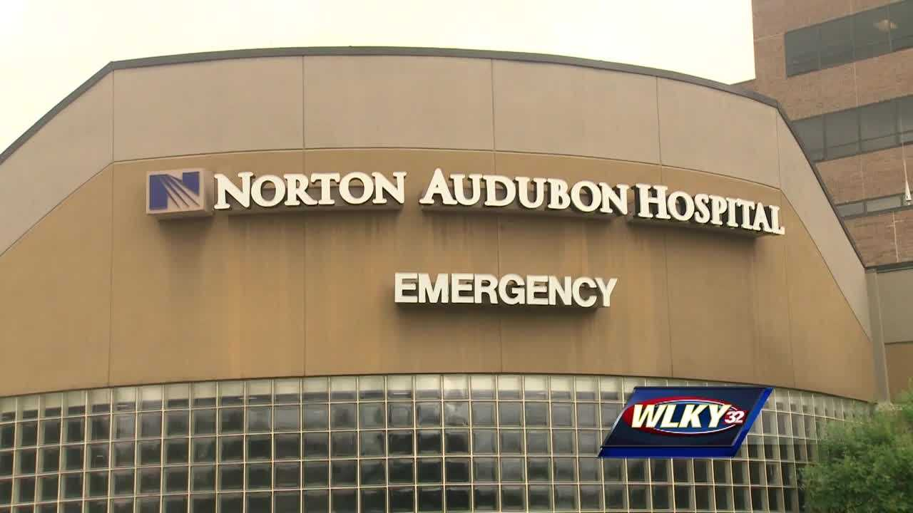 WLKY's Ann Bowdan visits Norton Audubon Hospital, where emergency crews are ready for anything on Derby weekend.
