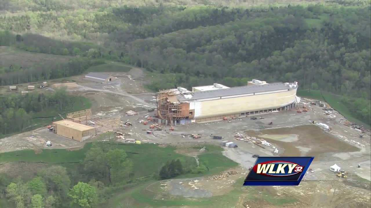 Ark Encounter brings economic dreams, traffic nightmares to Grant County