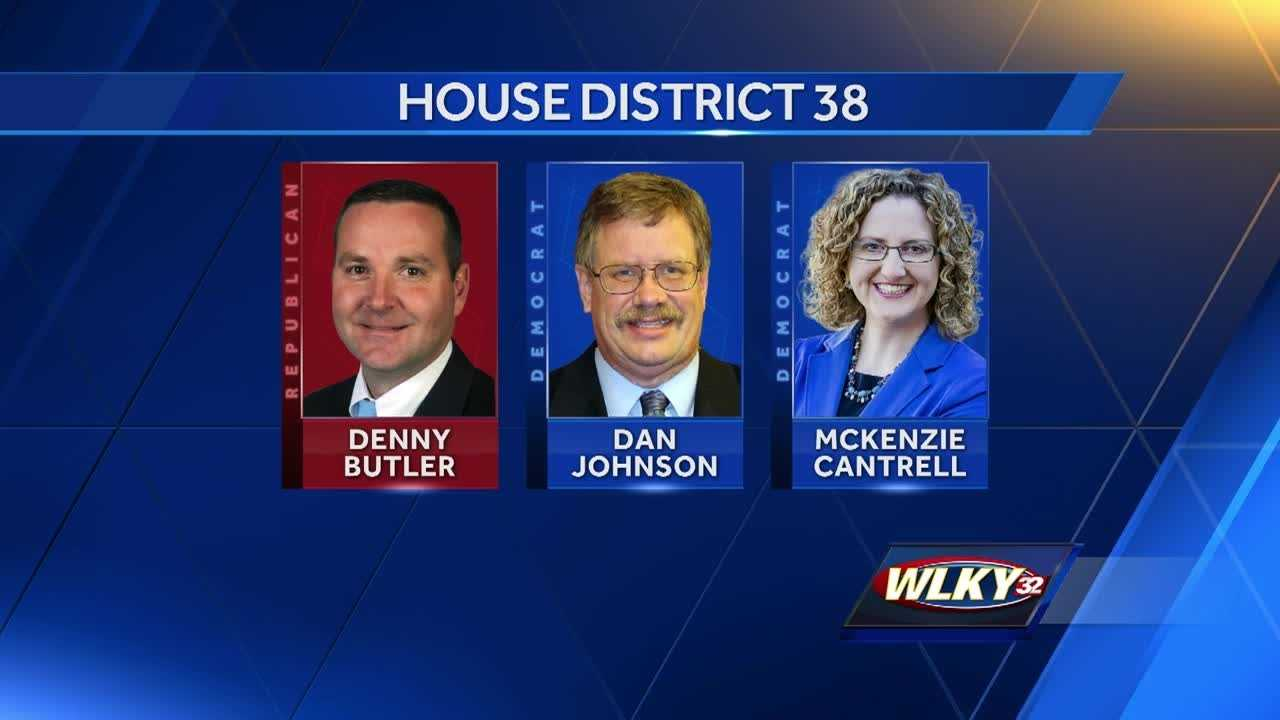 A Louisville lawmaker is up for re-election this year, but this time, state Rep. Denny Butler is running as a Republican in House District 38, which includes the Iroquois and Beechmont neighborhoods.