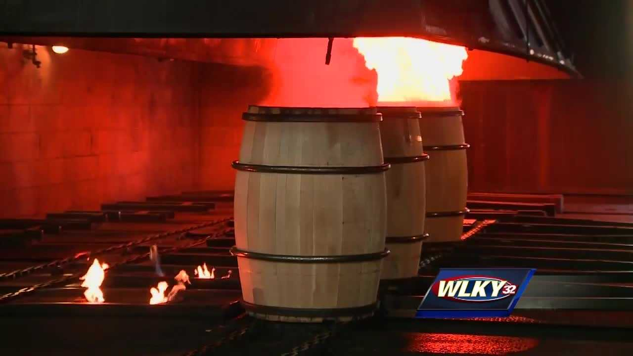 There are more barrels of bourbon in Kentucky warehouses than there are people in the state.