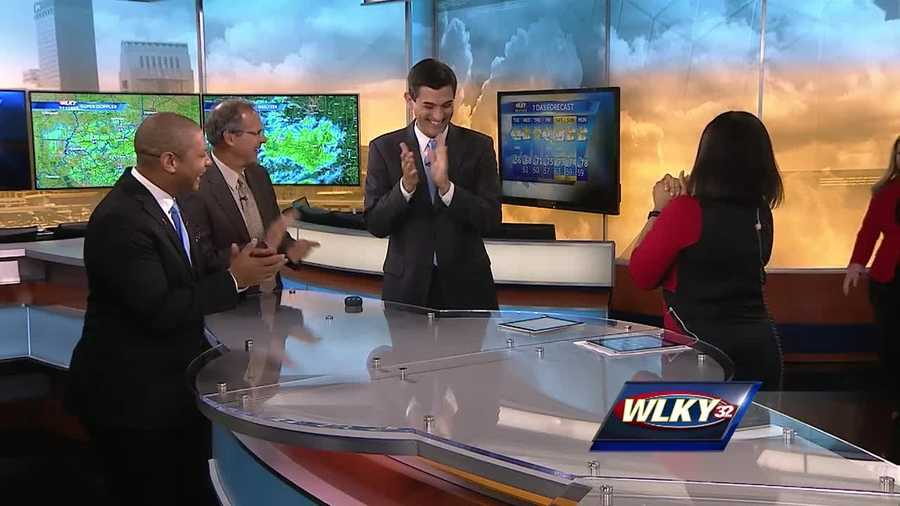 Is it a boy or a girl? WLKY's Jennifer Baileys reveals the gender of her baby