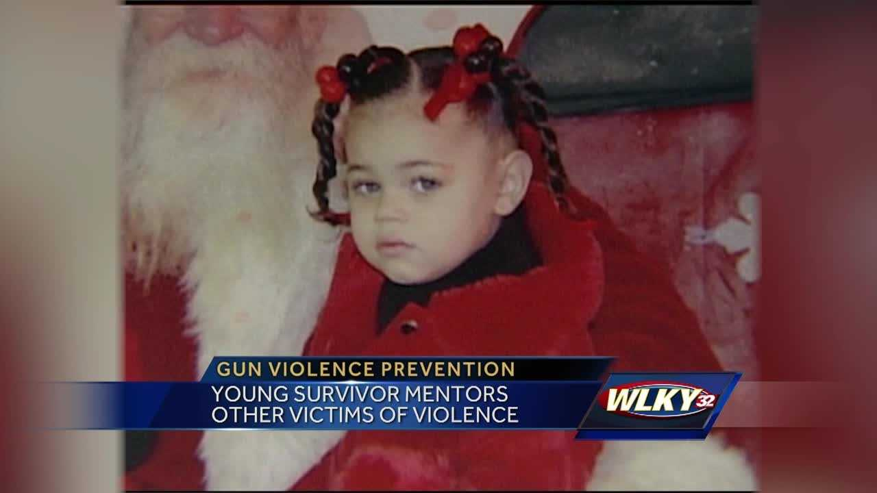 Ten years ago a 2-year-old Louisville girl was shot multiple times and her mother was killed.