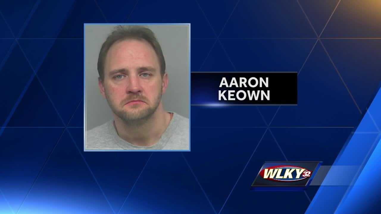A southern Indiana man is facing felony charges, accused of ramming two police cars and causing multiple accidents across county lines.The Floyd County Sheriff said it all started when Aaron Keown stole a pickup truck from a Thornton's gas station in Jeffersonville at 5:30 a.m. Thursday.Then, the sheriff said Keown crashed into two cars on I-265 in Clark County and kept driving.Keown made it to Floyds Knobs where the sheriffs said he crashed into the Save-A-Step Food Mart.But he didn't stop there, a Deputy said he spotted Keown driving erratically.The sheriff said Keown's truck hit a deputy's car then collided with an Indiana State Police Trooper's car.Police arrested Keown after the crash.The Floyd County Sheriff said Keown is also suspected of causing tens of thousands of dollar's worth of damage to the Jeffersonville Firefighters' Union Hall -- sometime before his arrest.The Floyd County Sheriff said it wasn't until they arrested Keown that they learned he might be responsible for vandalism at the Jeffersonville Firefighters' Union Hall.