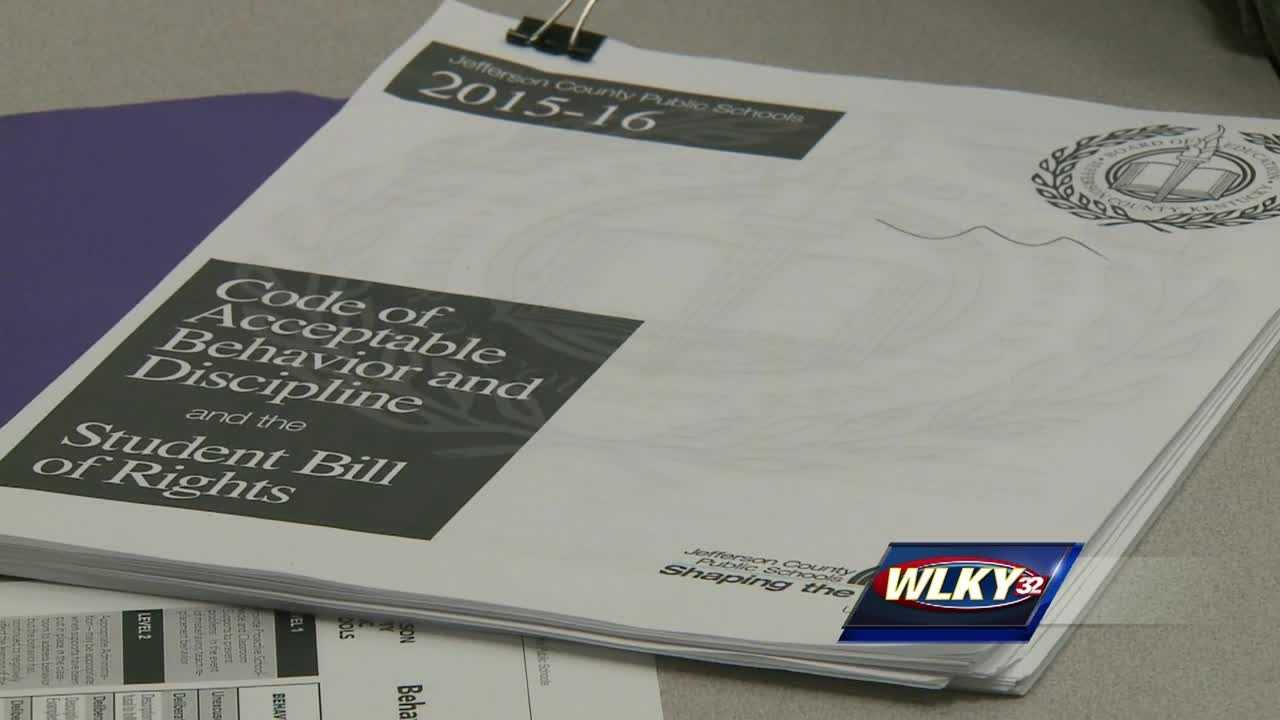 JCPS committee discusses student discipline policies