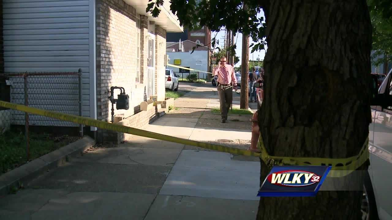 Residents concerned with crime in Shelby Park neighborhood