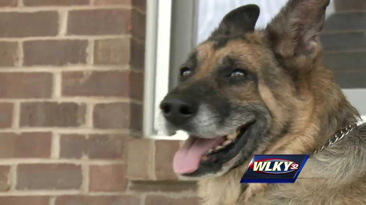 The still unsolved crime has devastated his family and his department, including his K-9 partner, Figo.