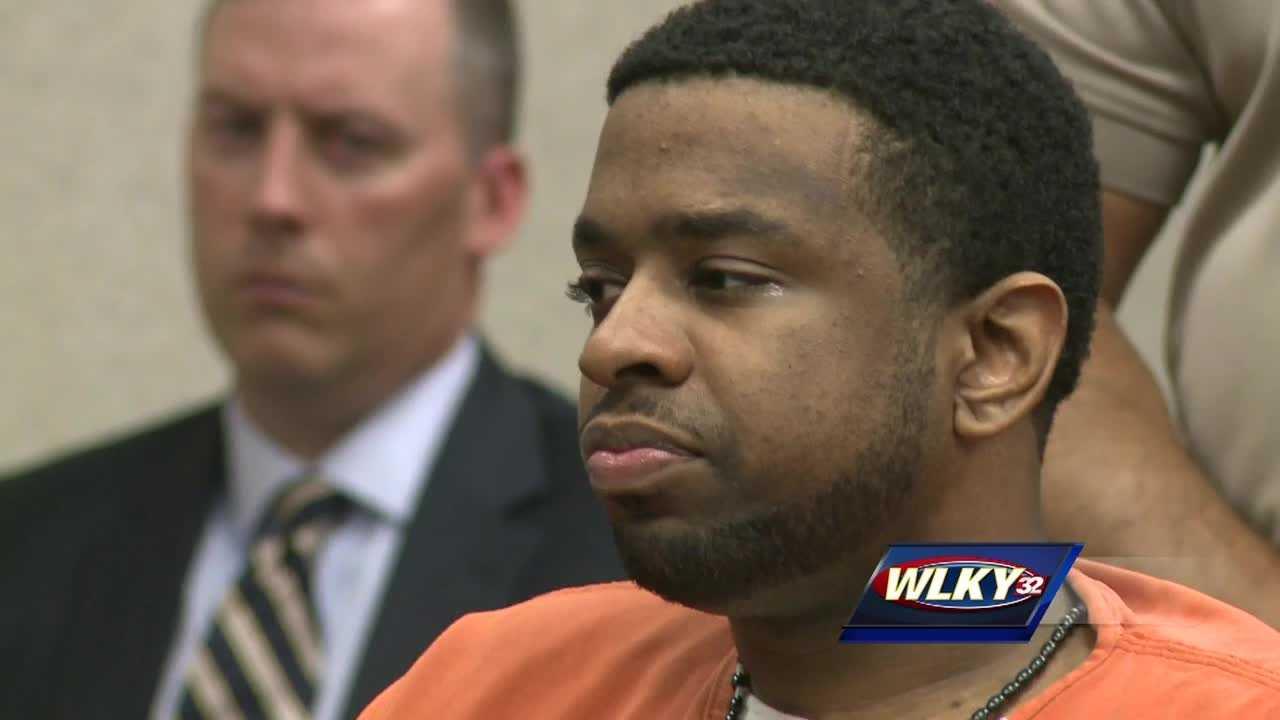 Judge weighs in on gun violence during murder suspect's sentencing